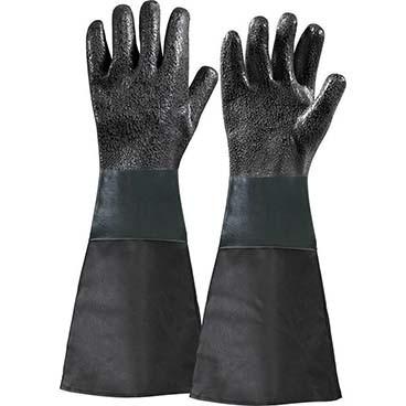 Γάντια Αμμοβολής