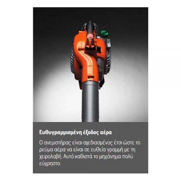 Φυσητήρας Βενζίνης 125B Husqvarna (9527156-43)