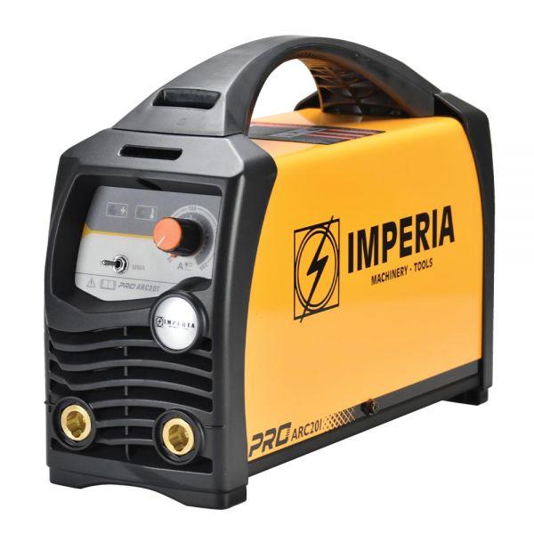 Ηλεκτροκόλληση Inverter Pro ARC 201 200A Imperia (65663)