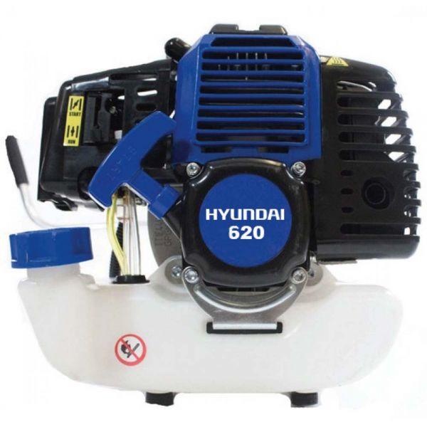 Βενζινοκίνητο Θαμνοκοπτικό 3Hp με Μεσινέζα και Δίσκο HBC 620 Hyundai (80A03)